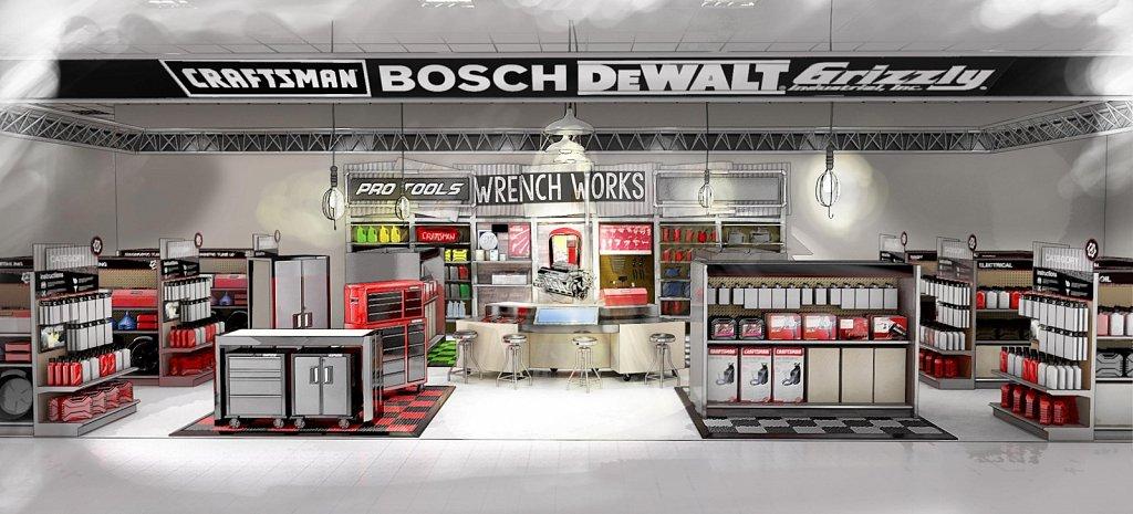 Larger Store Concept