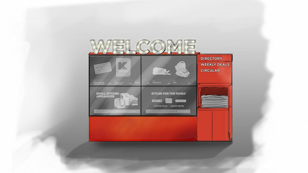 Welcome Center Concept